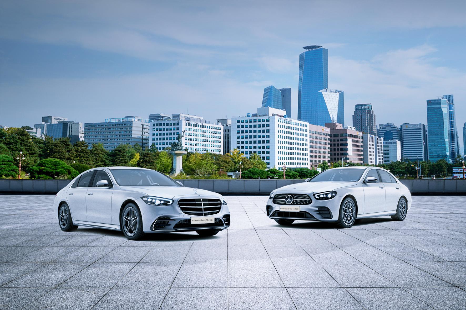 Mercedes-Benz Mobility Korea