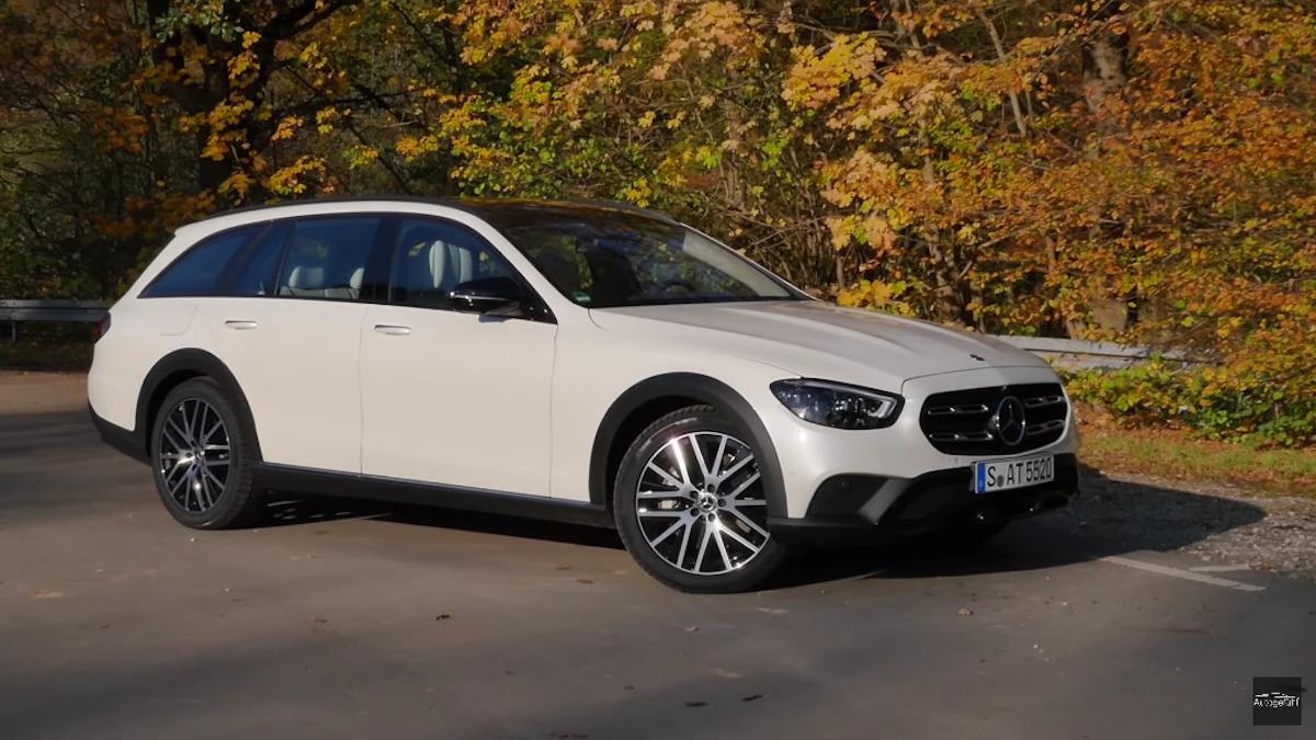 Mercedes Classe E All-Terrain 2021 Autogefühl