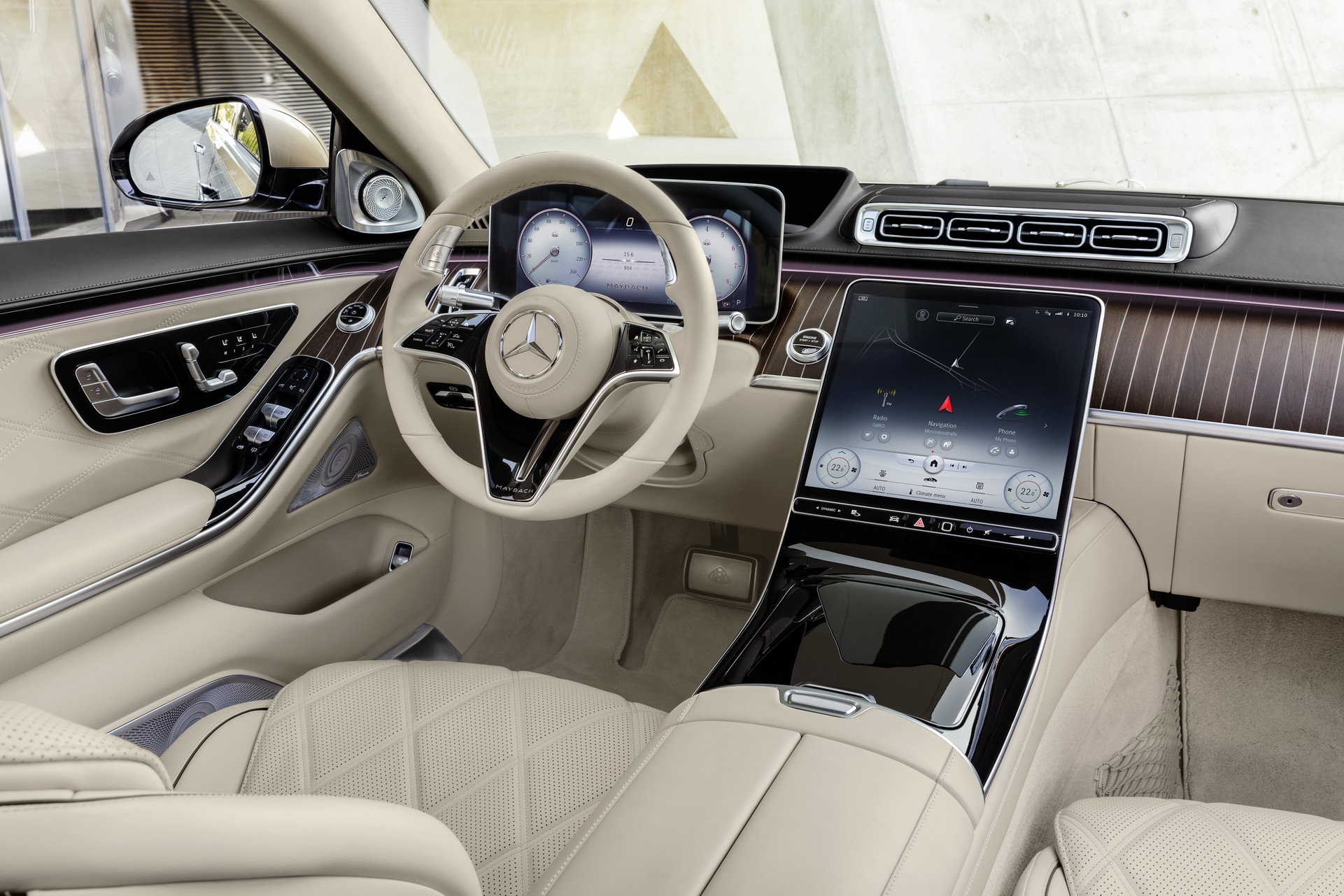 Mercedes-Maybach Classe S 2021