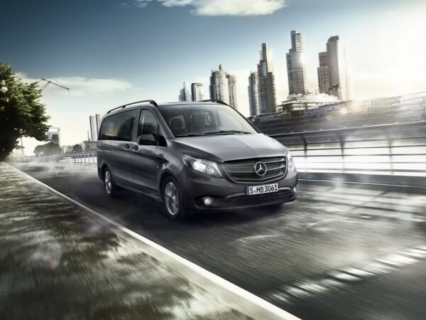 Mercedes Metris 2021