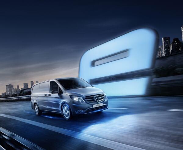 Mercedes eVito 2020