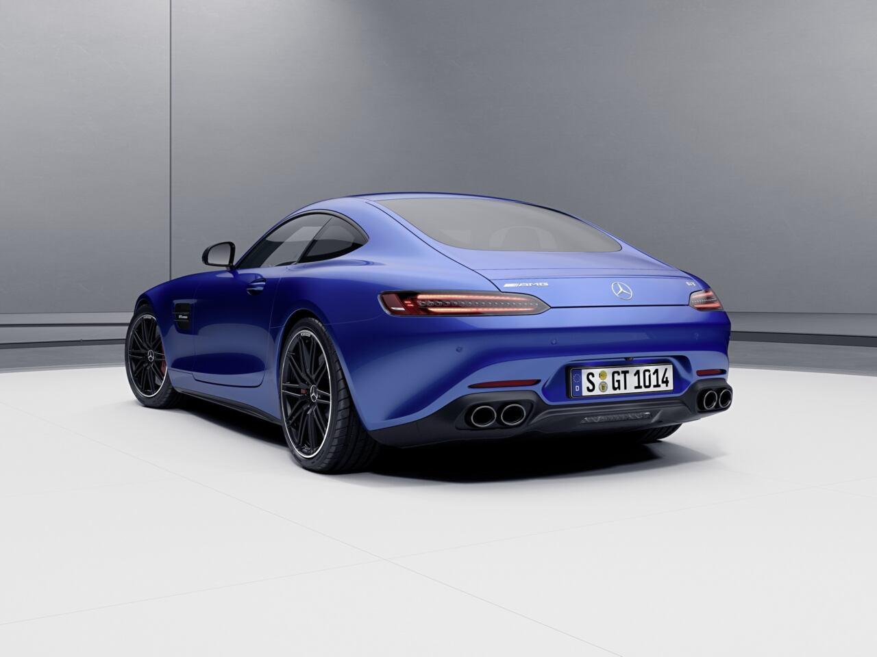 Mercedes-AMG GT 2020 richiamo