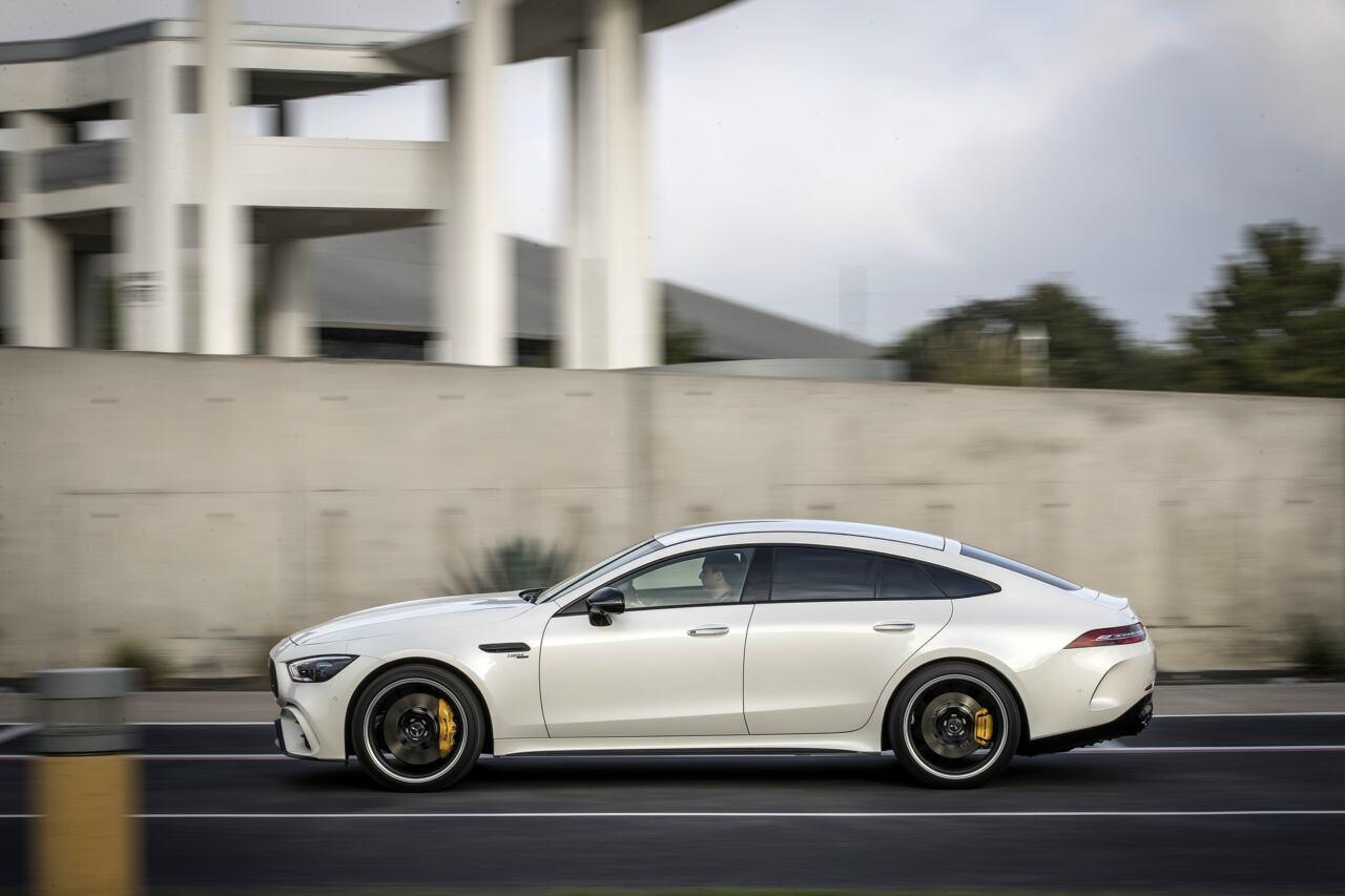 Mercedes-AMG GT 53 e GT 63 richiamo USA
