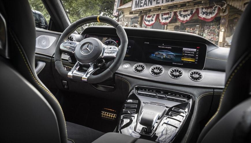 Mercedes-AMG GT 63 S Carbon Brasile