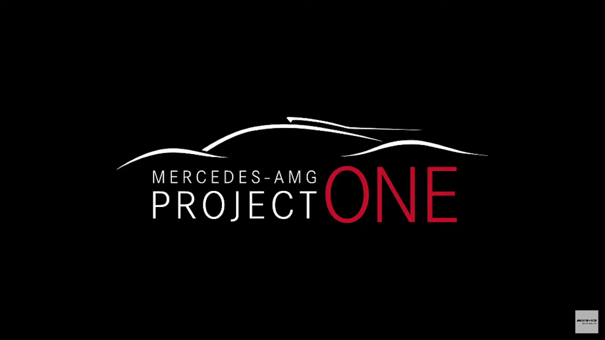 Mercedes-AMG One simulatore