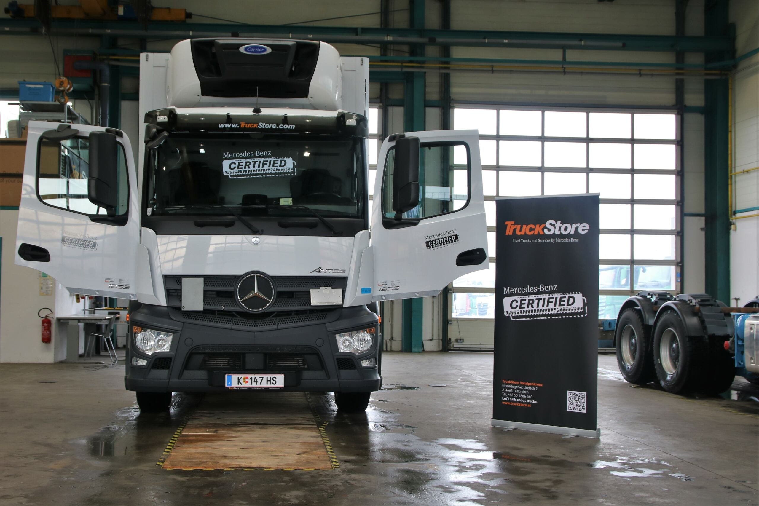 Mercedes-Benz Trucks Mercedes-Benz Certified