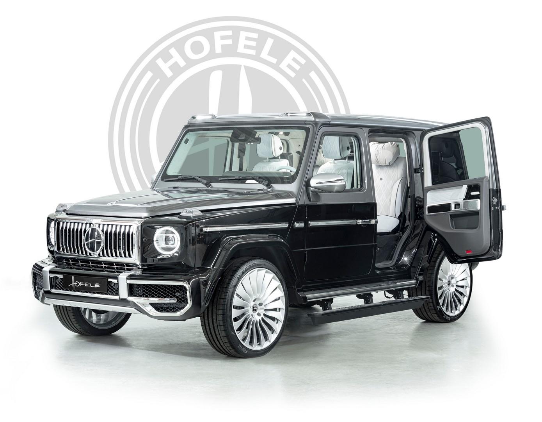 Mercedes Classe G Hofele Ultimate HG