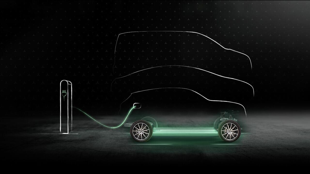 Mercedes EQS ultimi teaser ufficiali