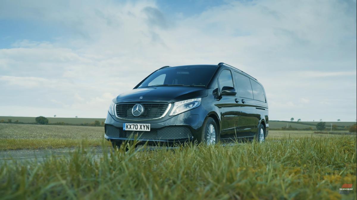 Mercedes EQV AutoTrader