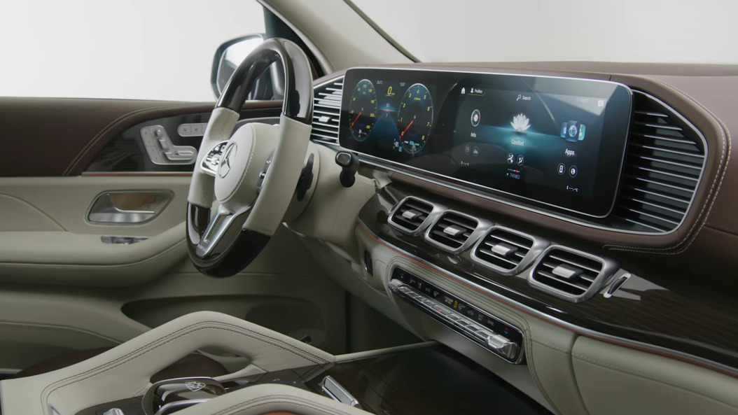 Mercedes-Maybach GLS 600 ThomasGeigerCar
