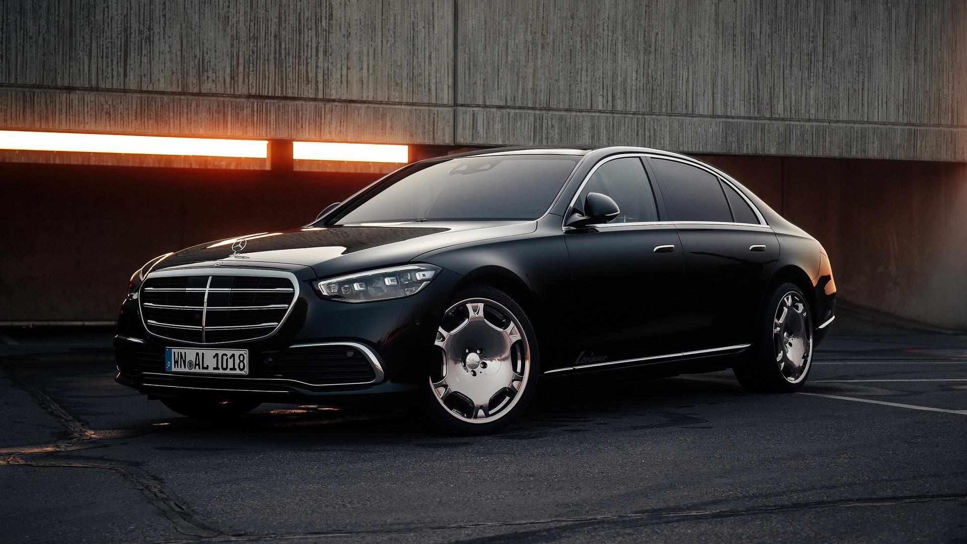 Nuova Mercedes Classe S cerchi Lorinser