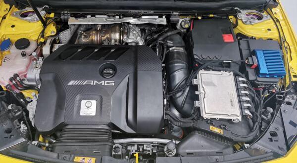 Mercedes-AMG 45 Posaidon pacchetto upgrade