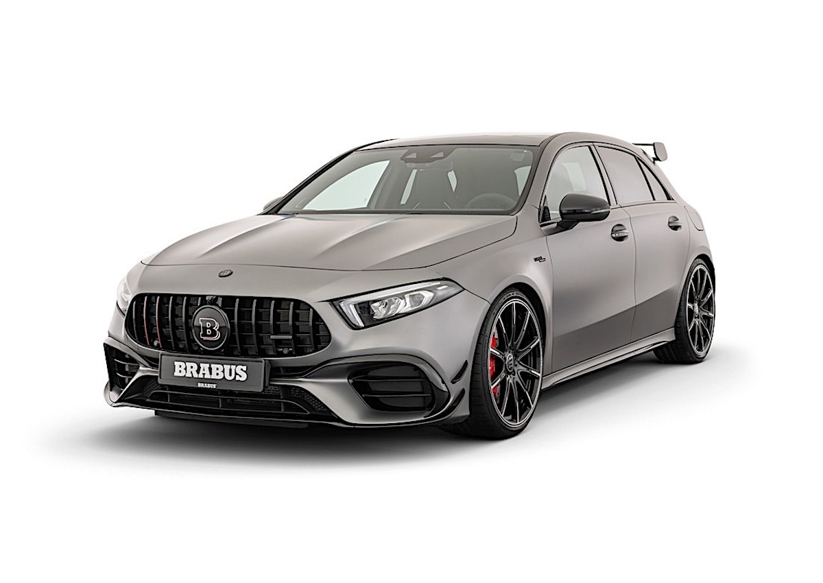 Mercedes-AMG A 45 S Brabus