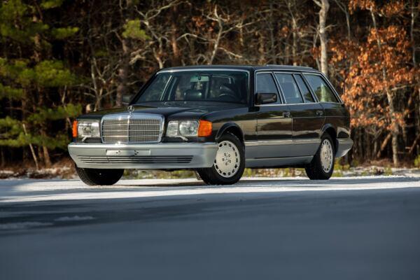Mercedes-Benz 560 TEL Wagon Caro 1990 asta