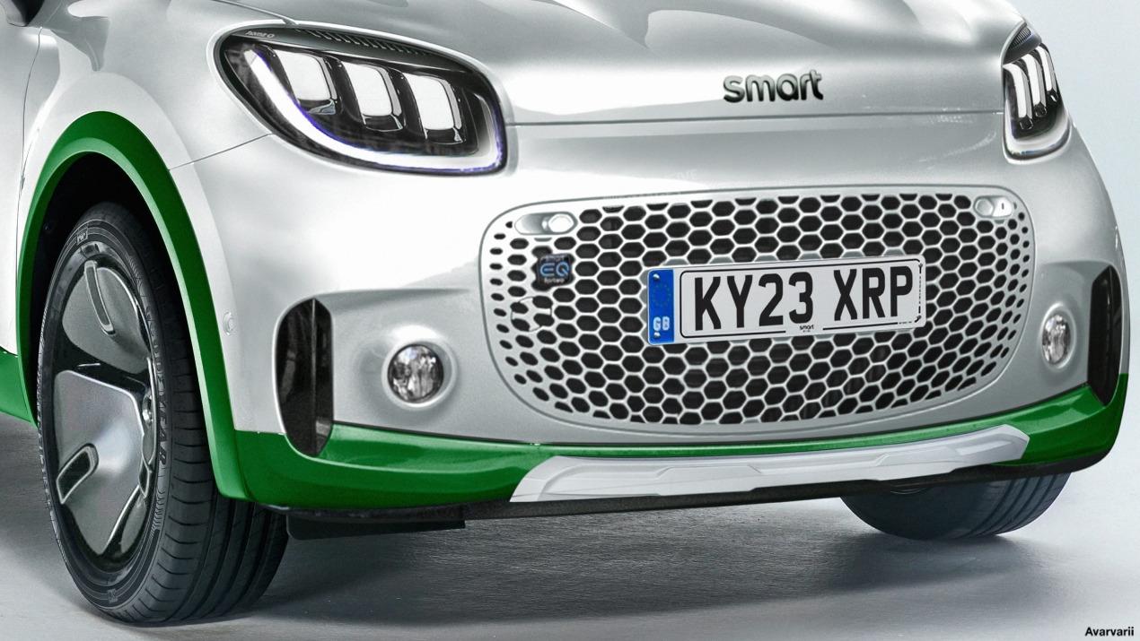 Smart SUV render