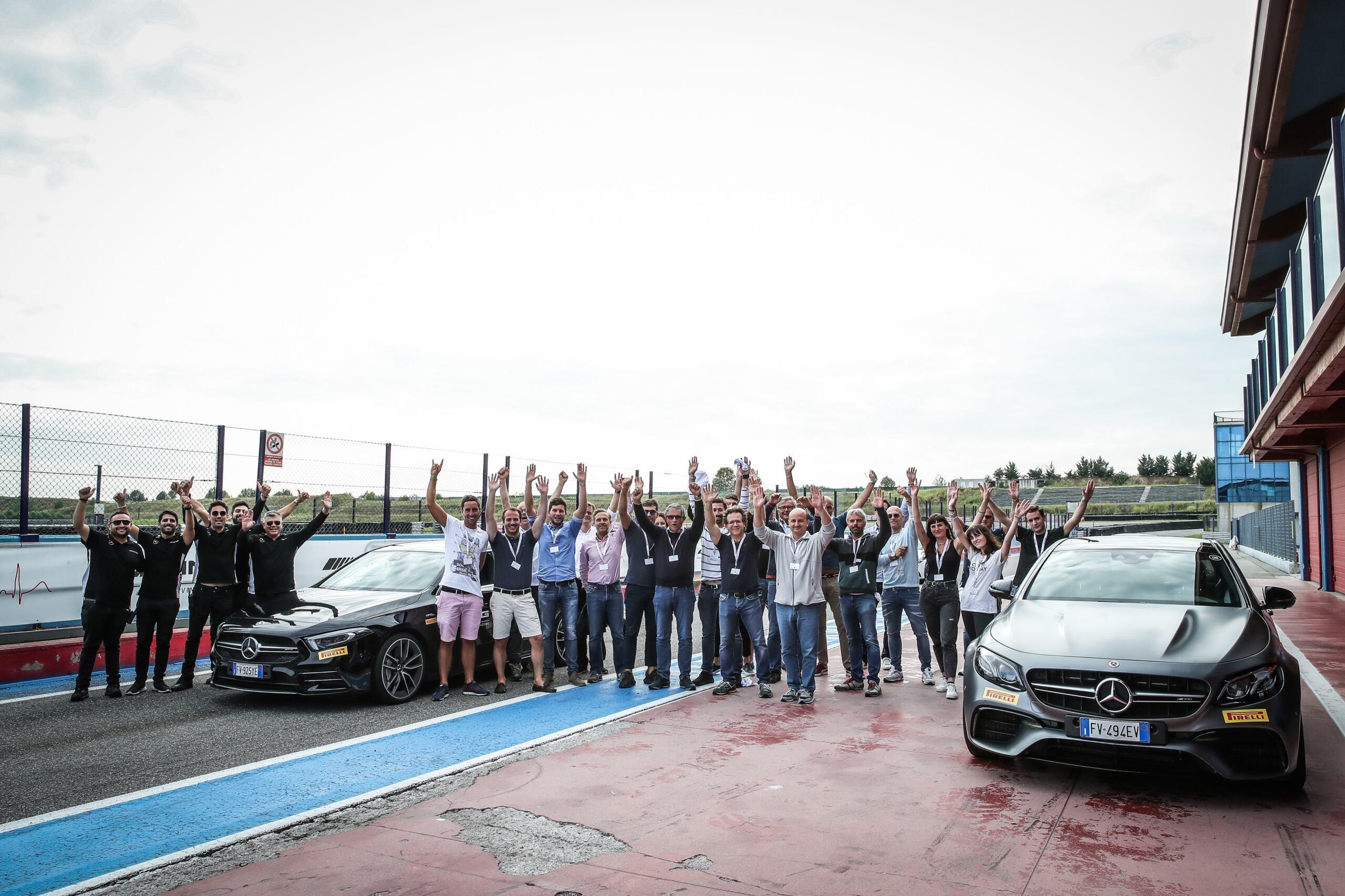 AMG Driving Academy Italia 2021