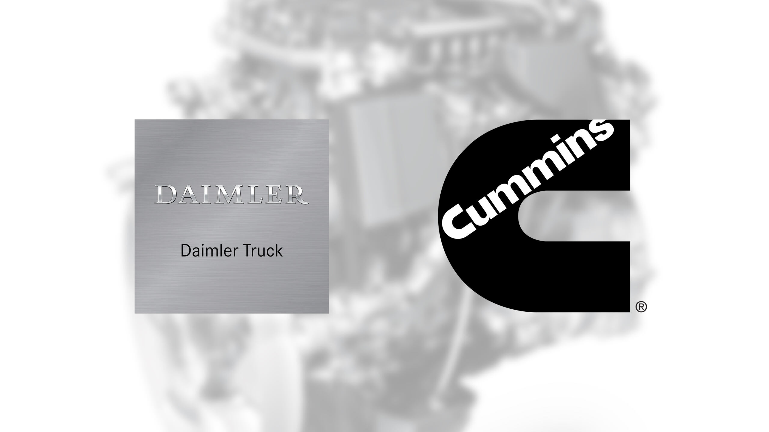 Daimler Cummins motori di media cilindrata