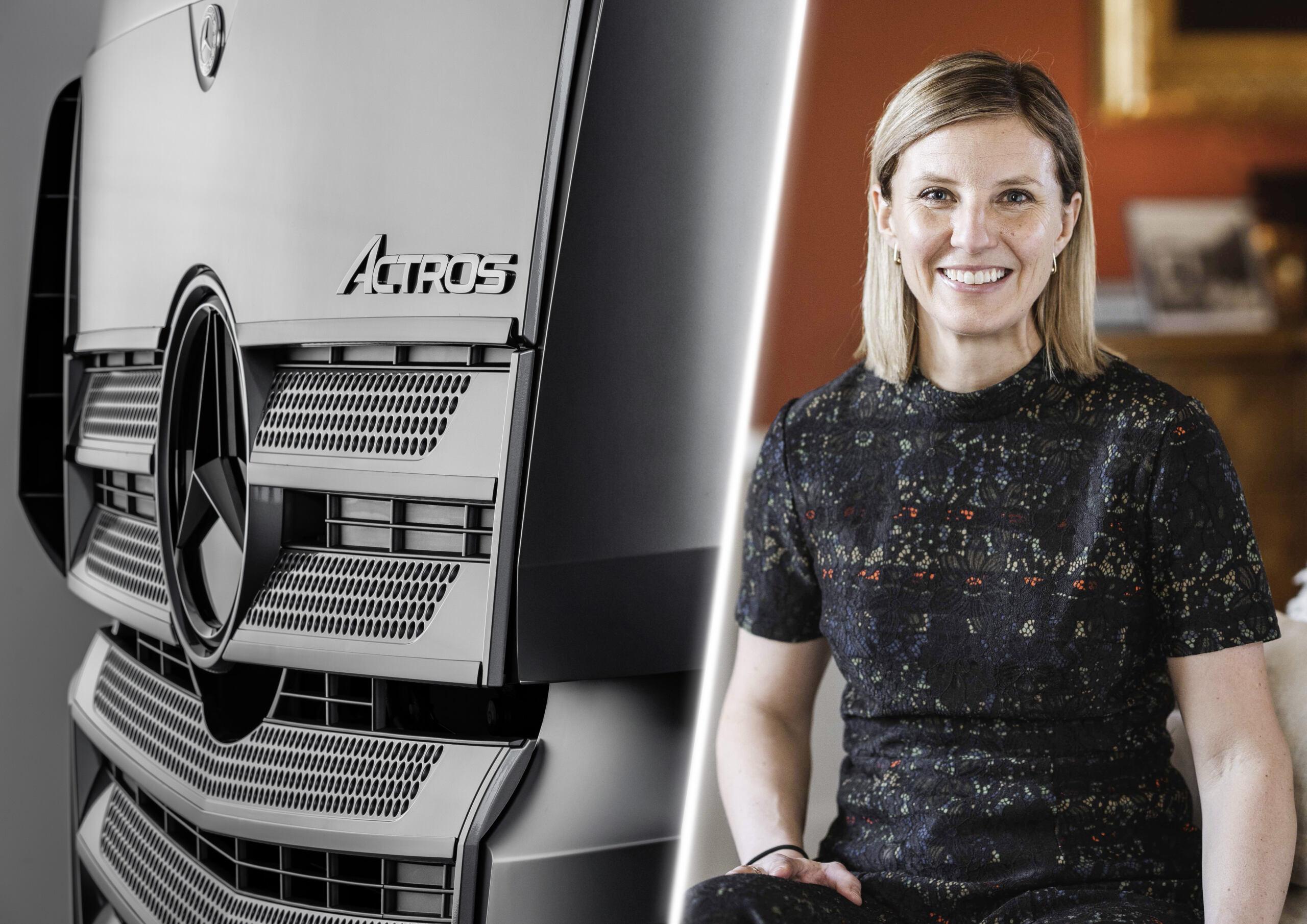 Karin Rådström Mercedes