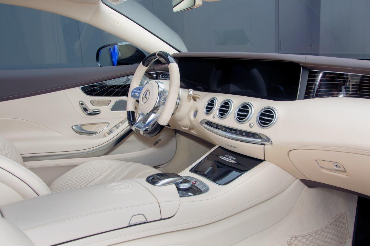 Mercedes-AMG S 63 Coupé Posaidon