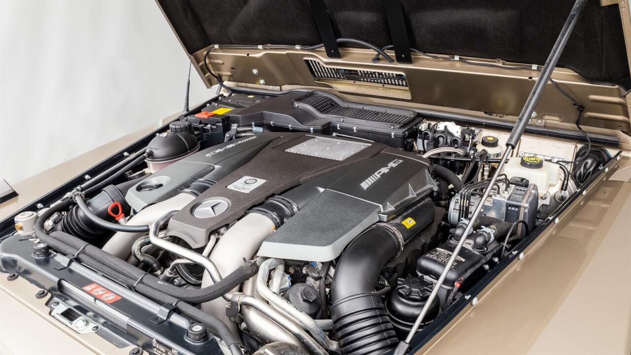 Mercedes-Benz G 63 AMG 6×6 872.000 euro