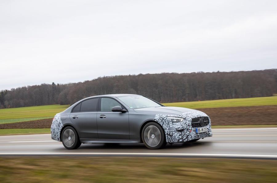 Mercedes Classe C 2021 Autocar