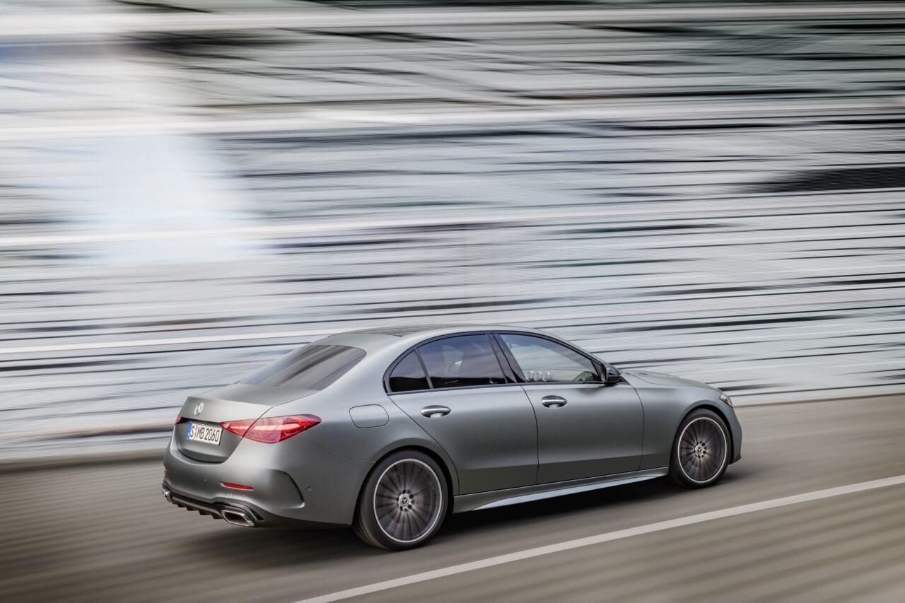 Mercedes Classe C 2022