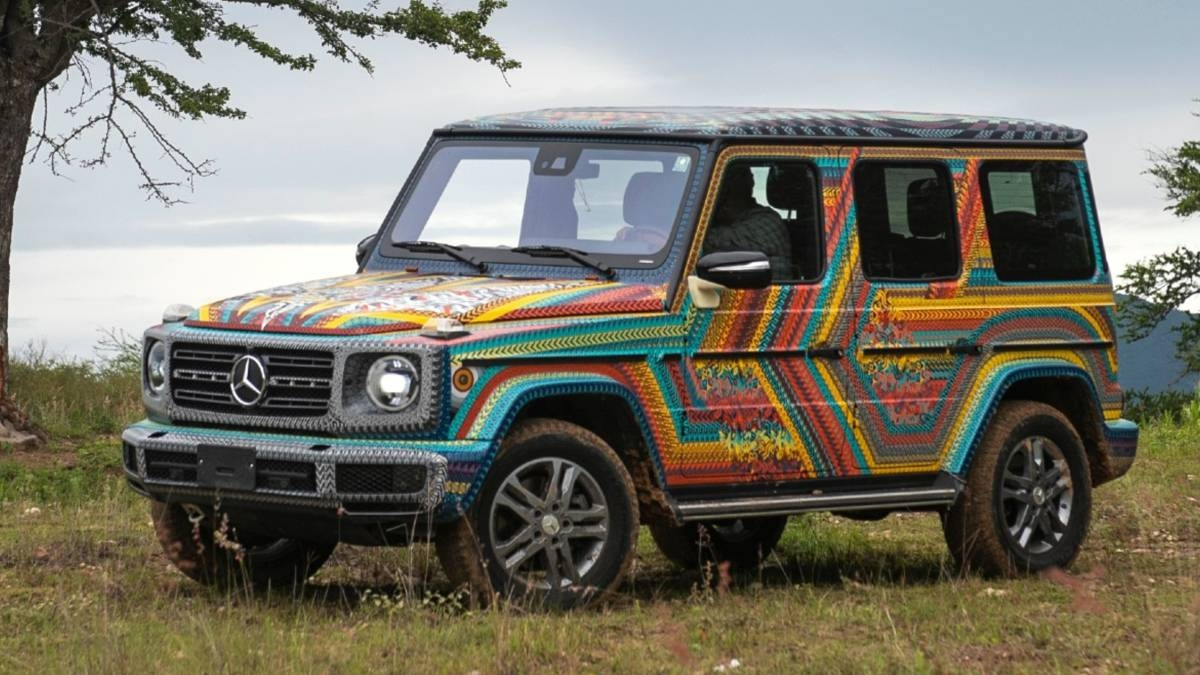 Mercedes Classe G one-off Messico