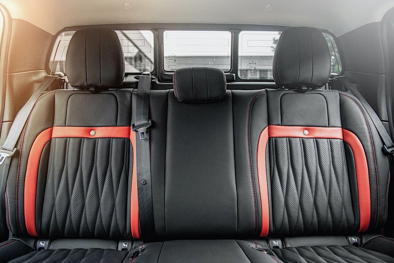 Mercedes Classe X Sky Silver Metallic Edition