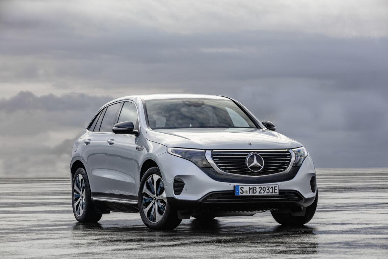Mercedes EQC 2021