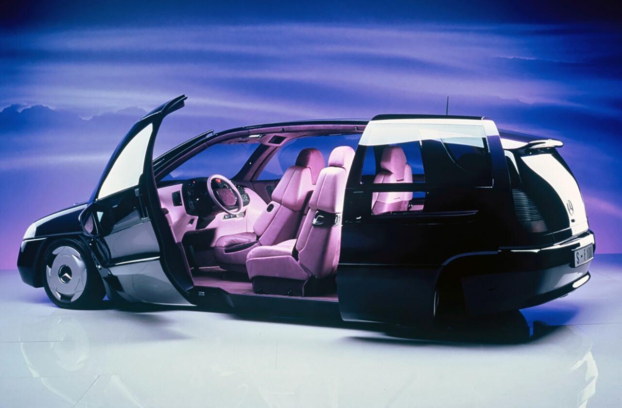 Mercedes F 100 concept
