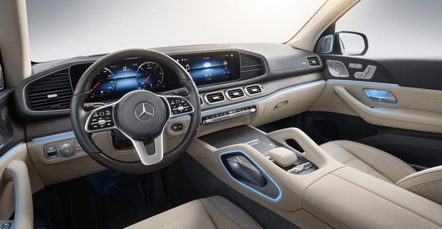 Mercedes GLS 2021 Brasile