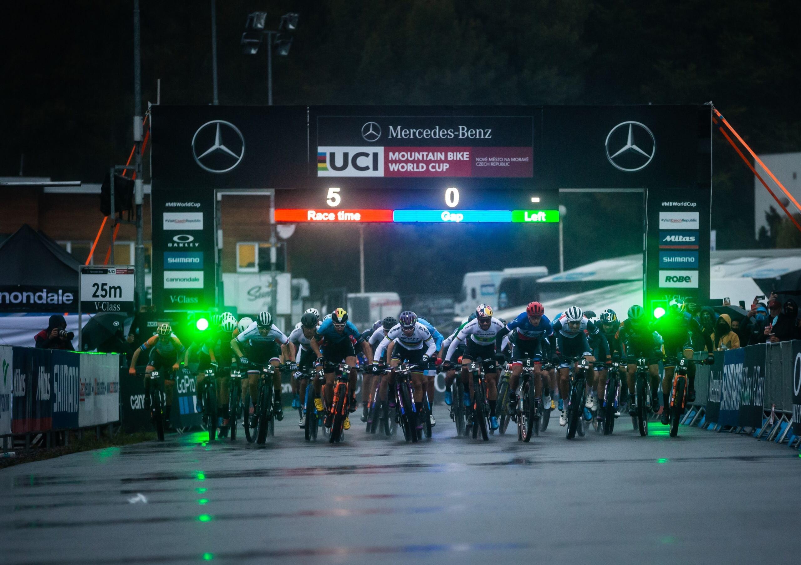 Mercedes Union Cycliste Internationale