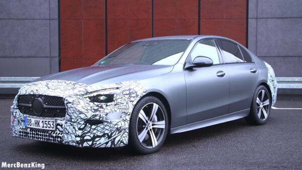 Nuova Mercedes Classe C anteprima