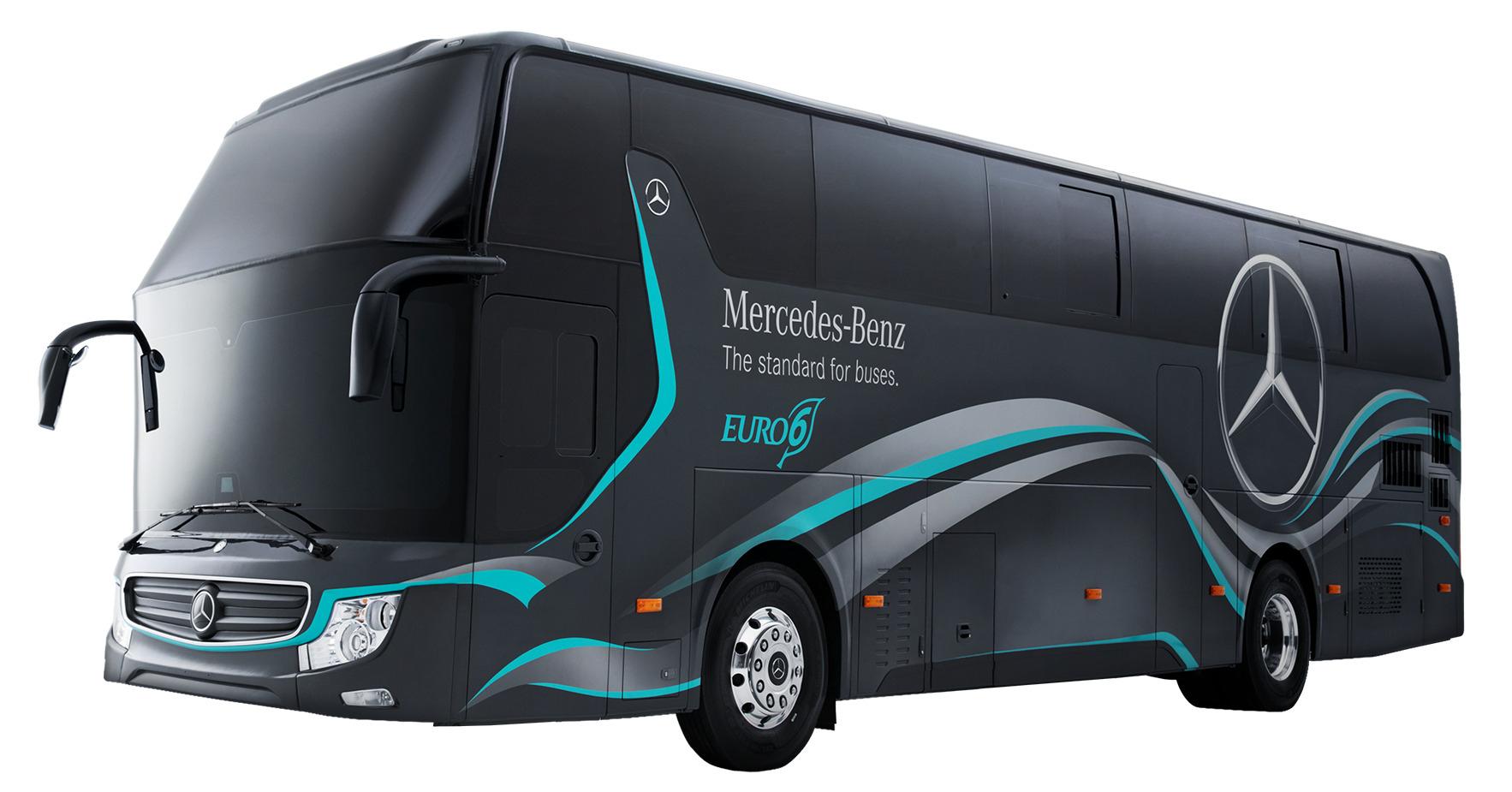Daimler Buses autobus da turismo Euro 6