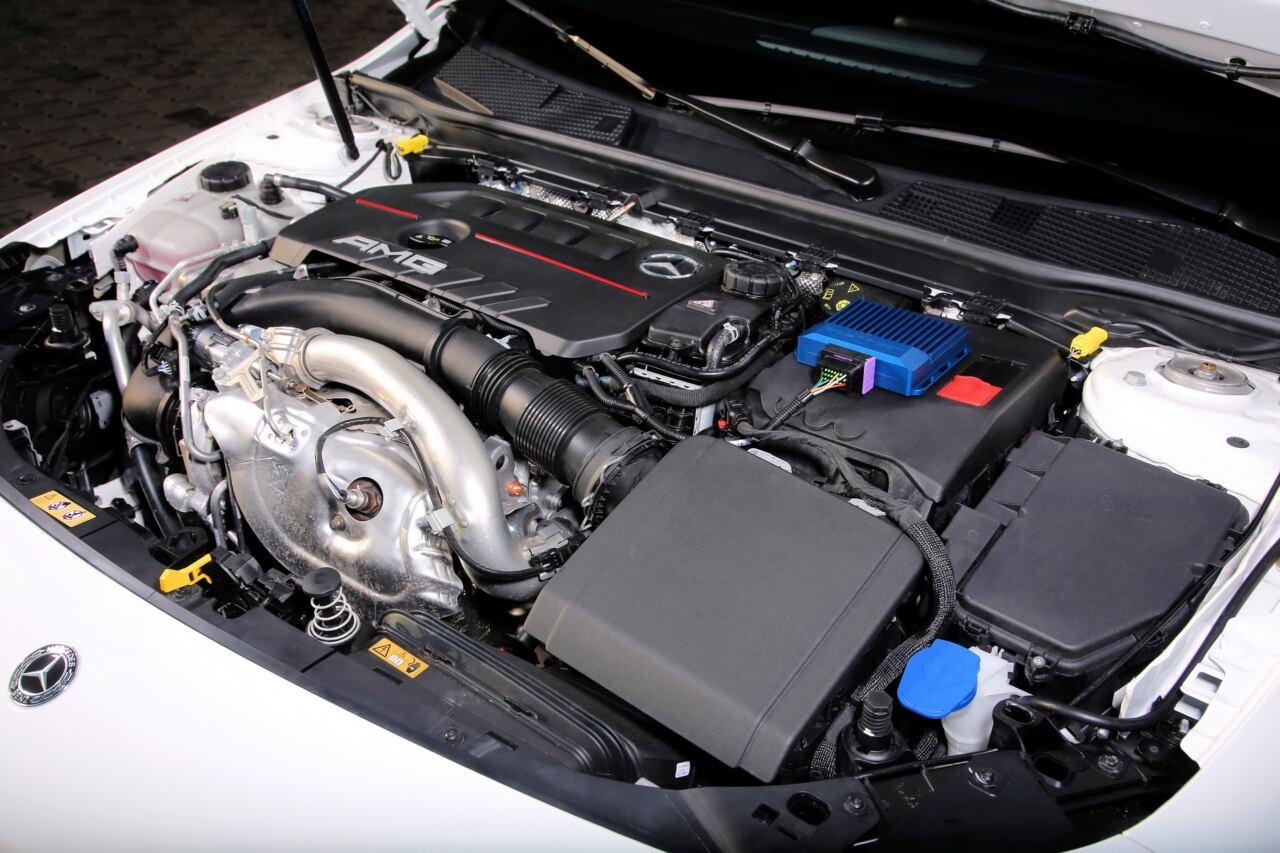 Mercedes-AMG A 35 Posaidon