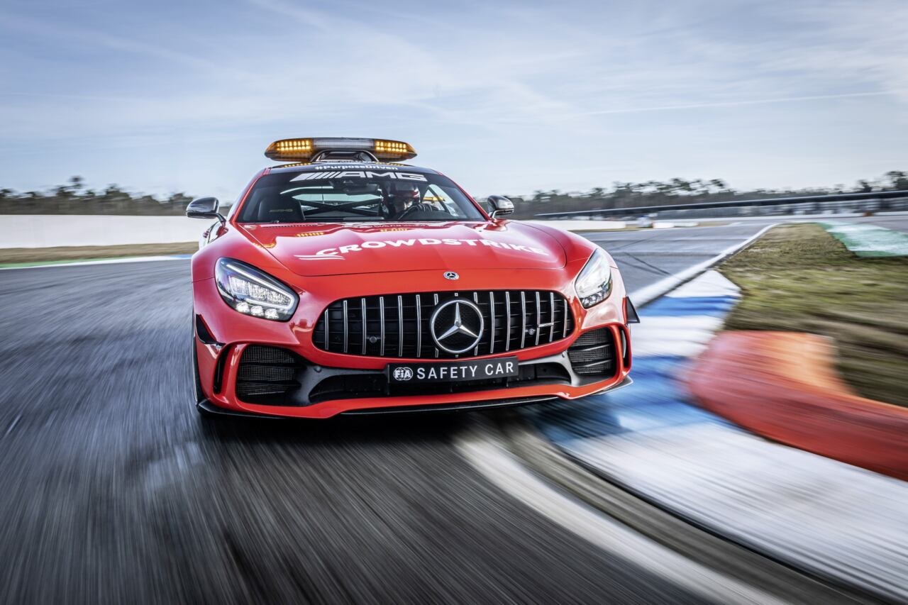 Mercedes-AMG GT R e C 63 S Wagon rosse