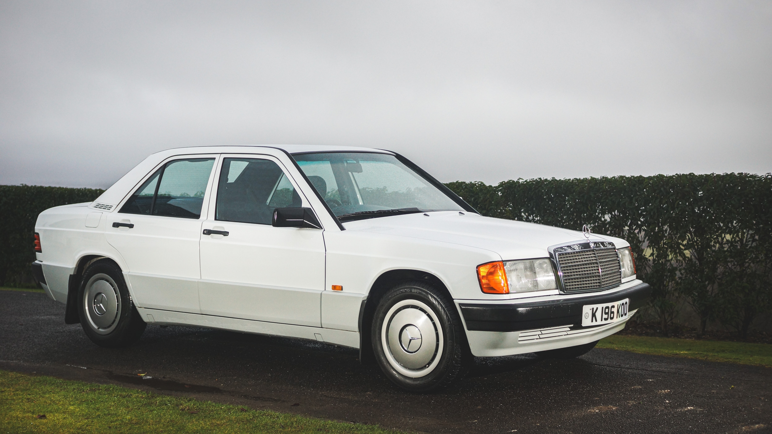 Mercedes-Benz 190E 1992