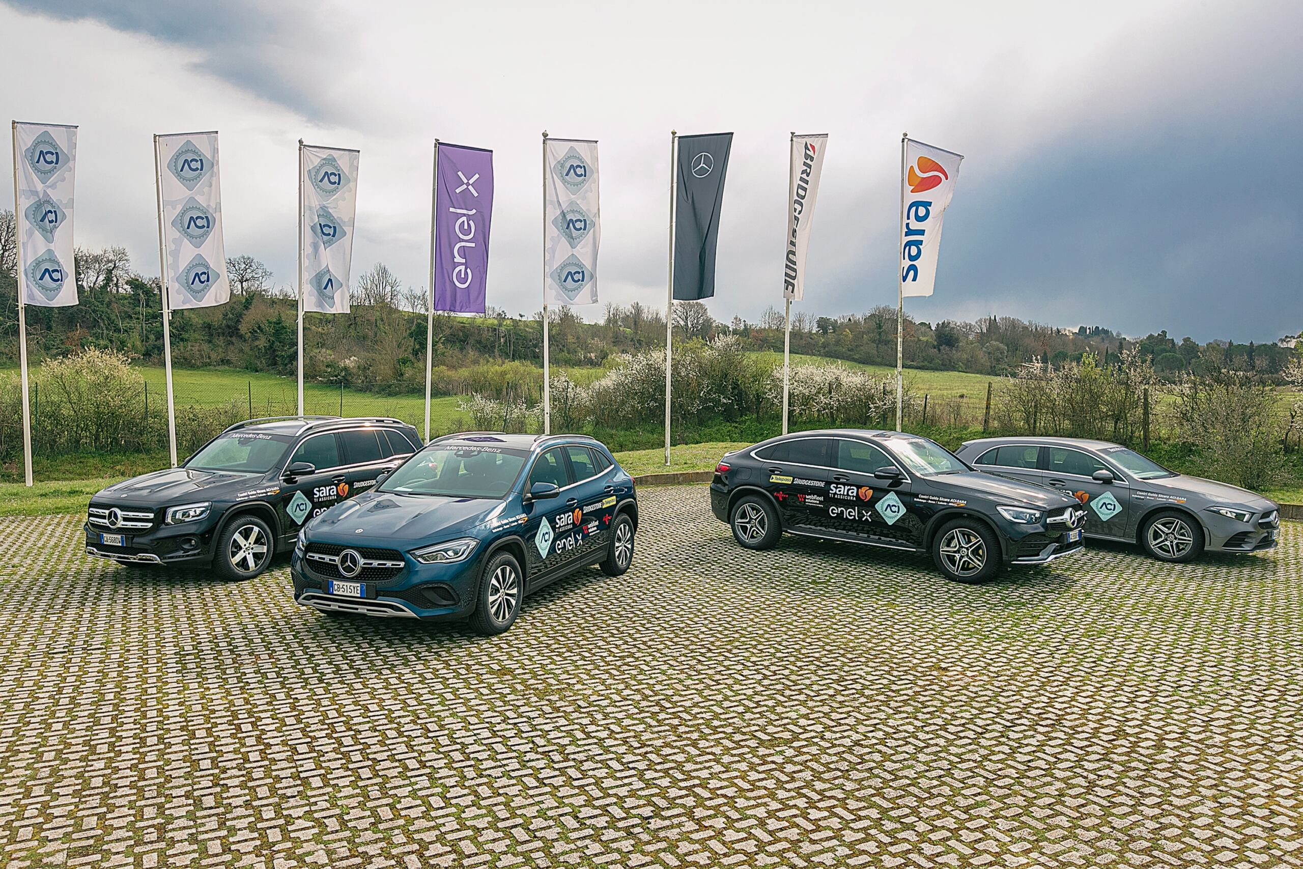 Mercedes Centri di Guida Sicura ACI