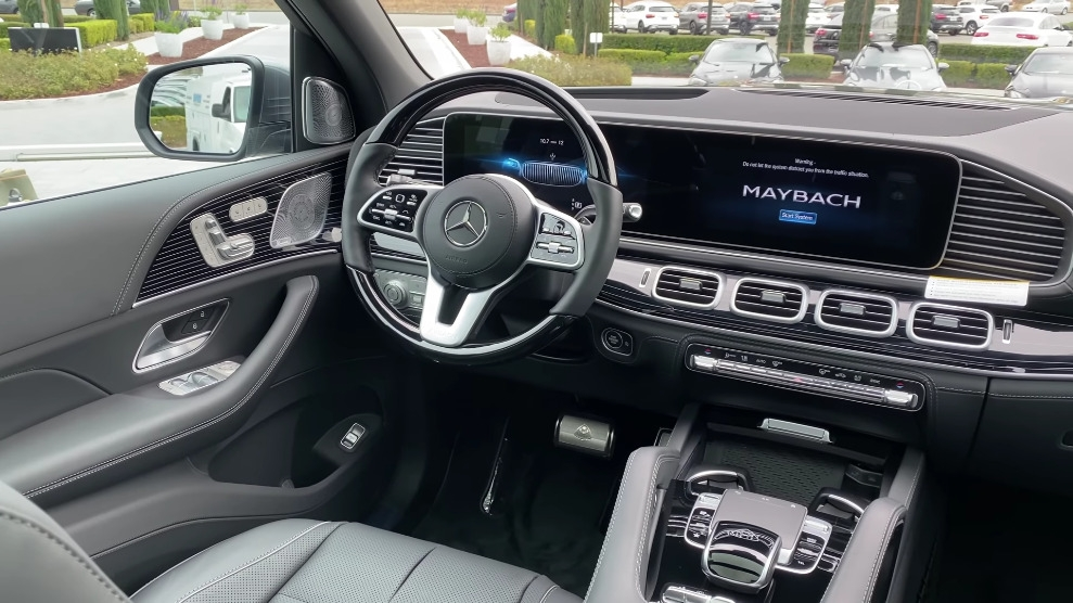 Mercedes-Maybach GLS 600 2021 Doug DeMuro