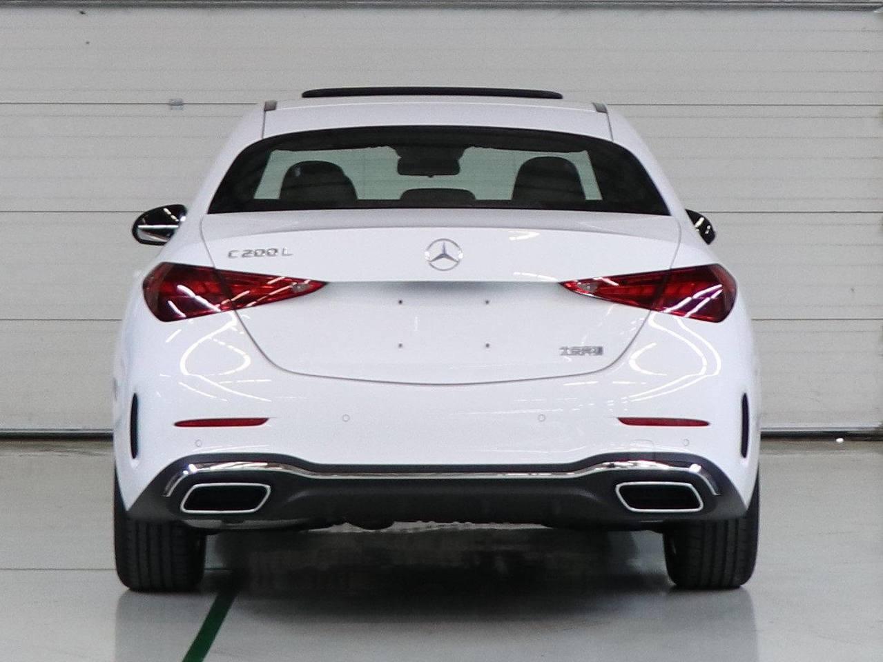 Nuova Mercedes Classe C passo lungo foto
