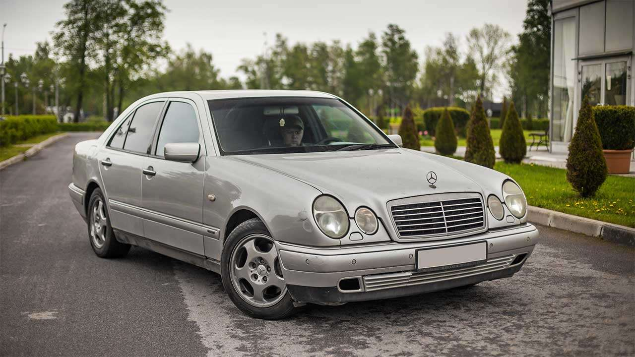 mercedes usate
