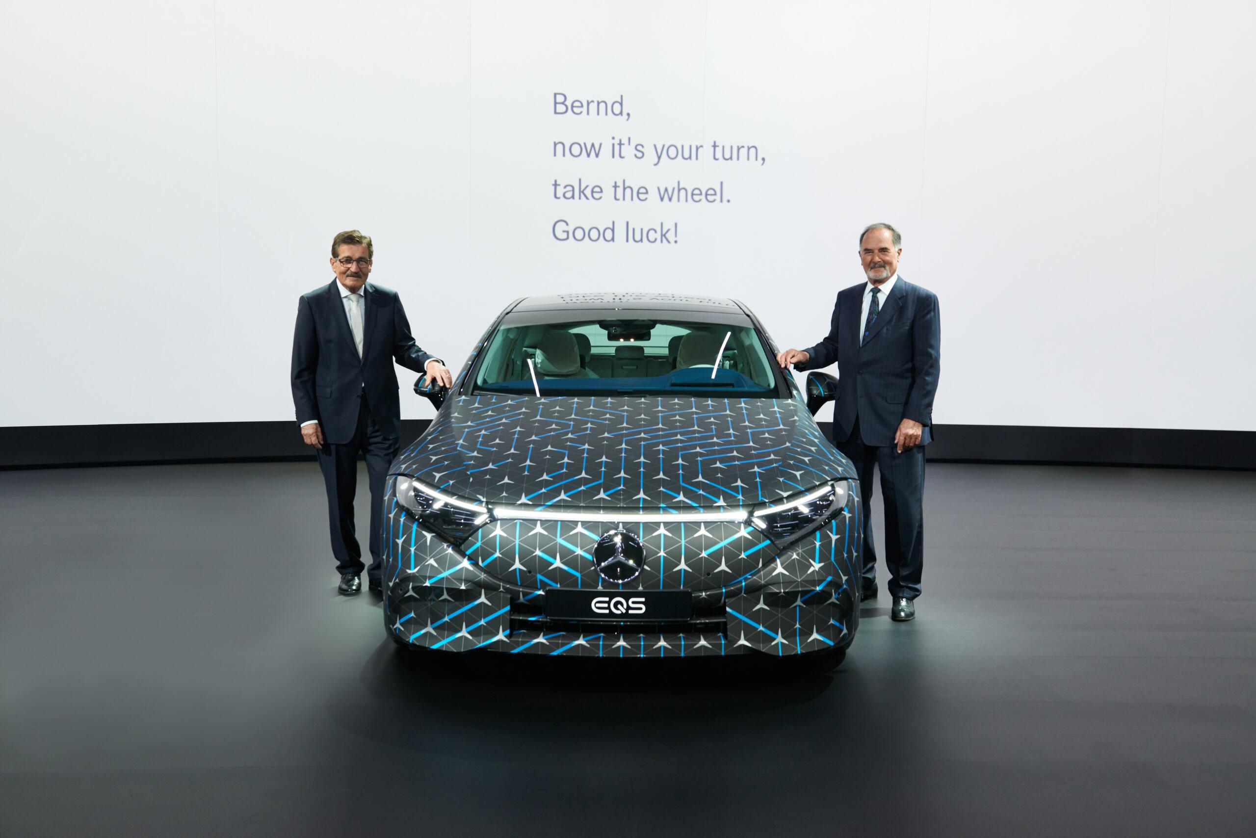 Bernd Pischetsrieder nuovo presidente consiglio sorveglianza Daimler AG