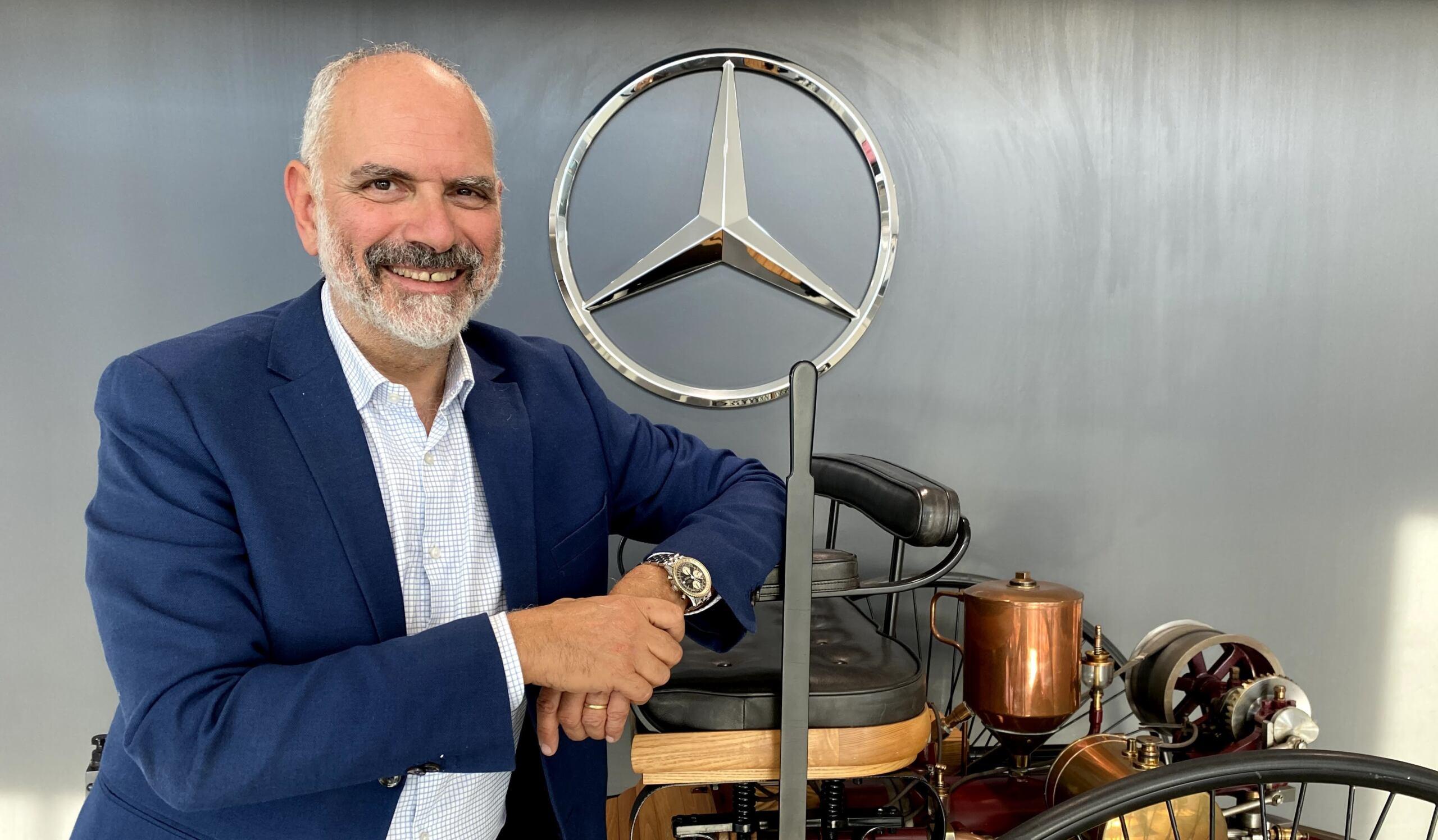 Eugenio Blasetti Mercedes-Benz Italia