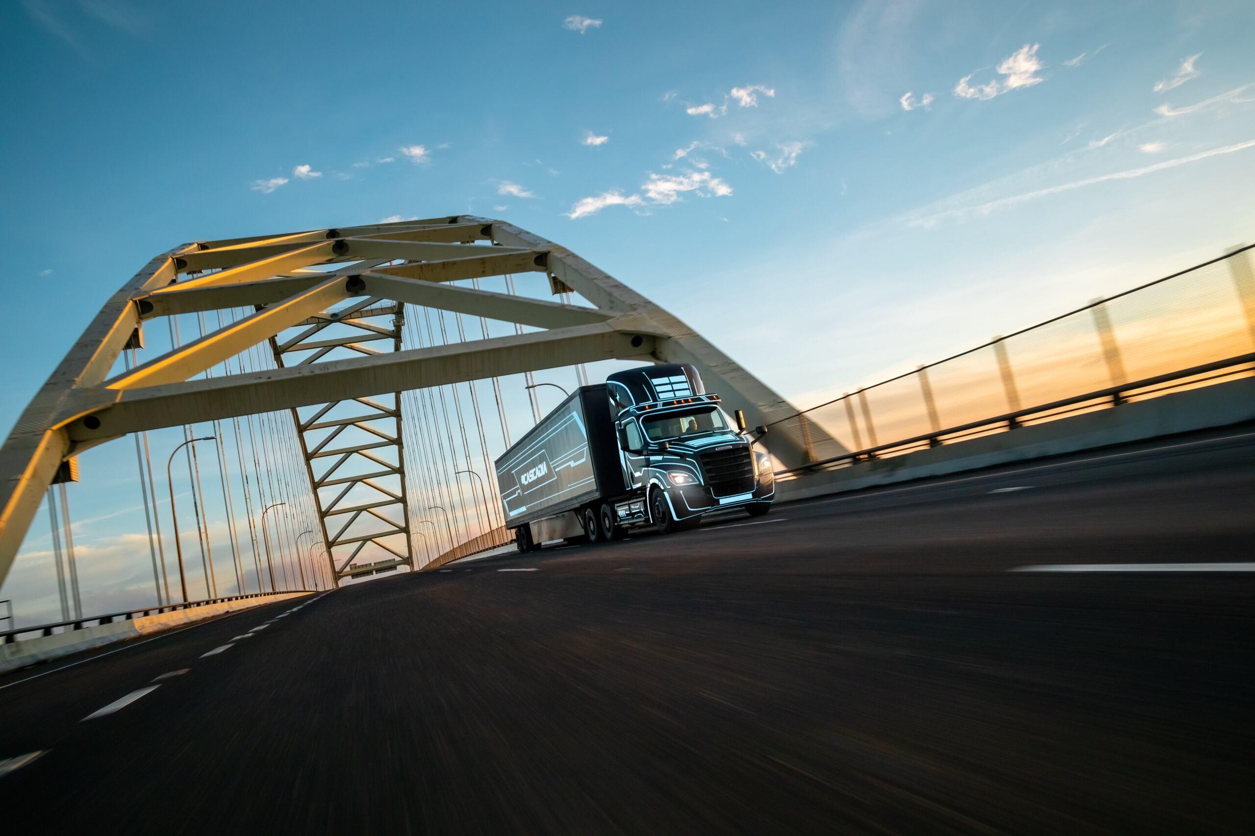 Freightliner eCascadia eM2 apertura ordini Nordamerica