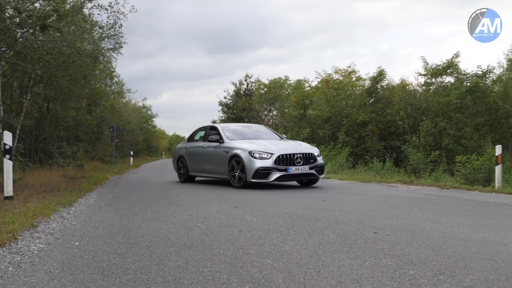 Mercedes-AMG E 63 S Automann-TV