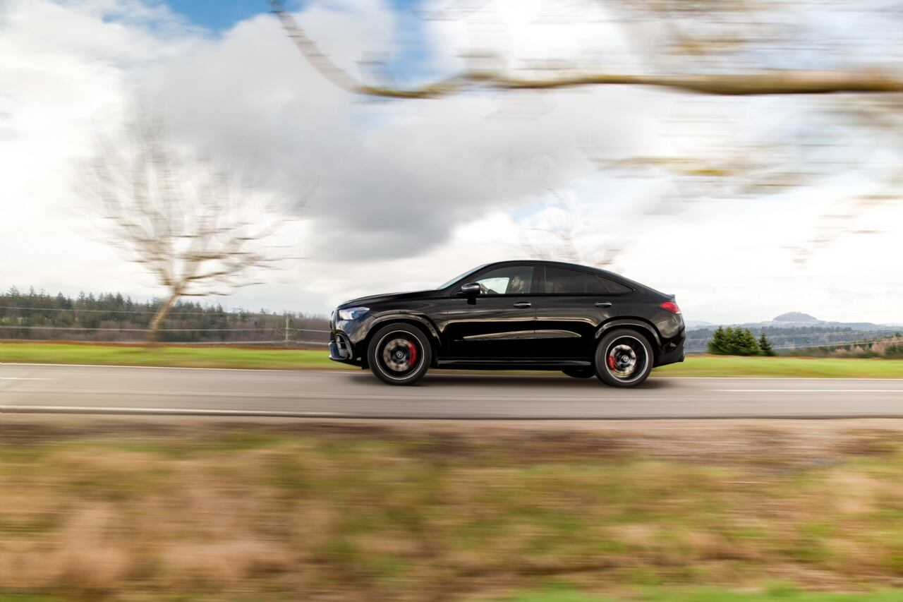 Mercedes-AMG GLE 63 S Coupé Performmaster