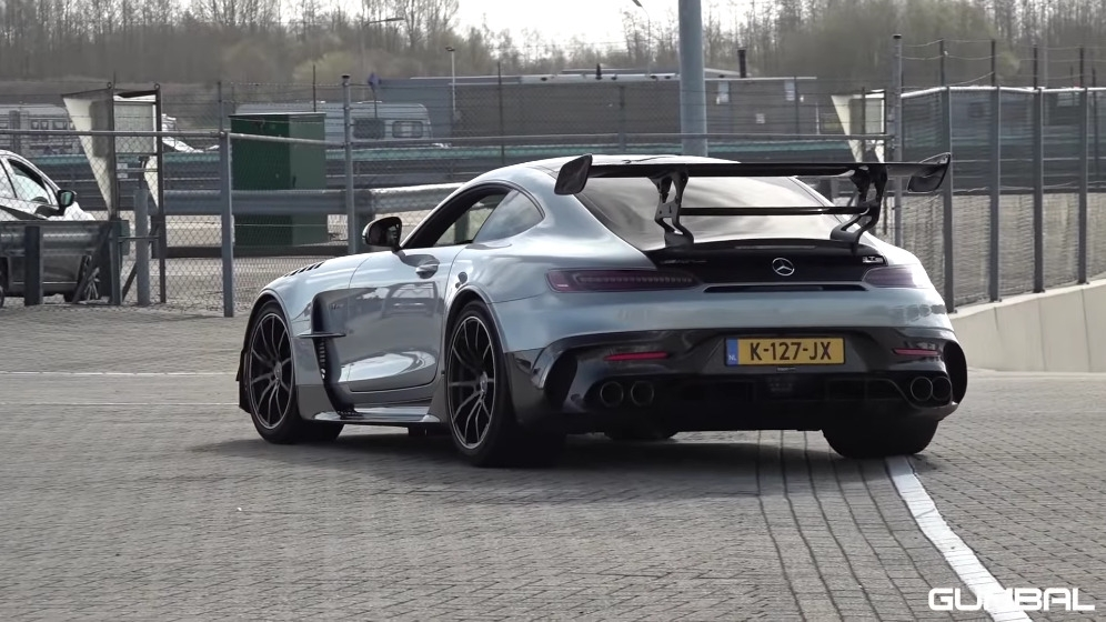 Mercedes-AMG GT Black Series TT Assen
