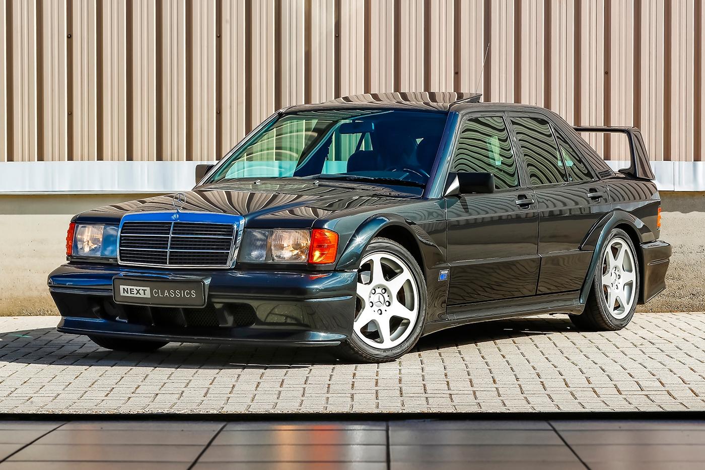 Mercedes-Benz 190E 2.5 16 Evo II 1990 asta