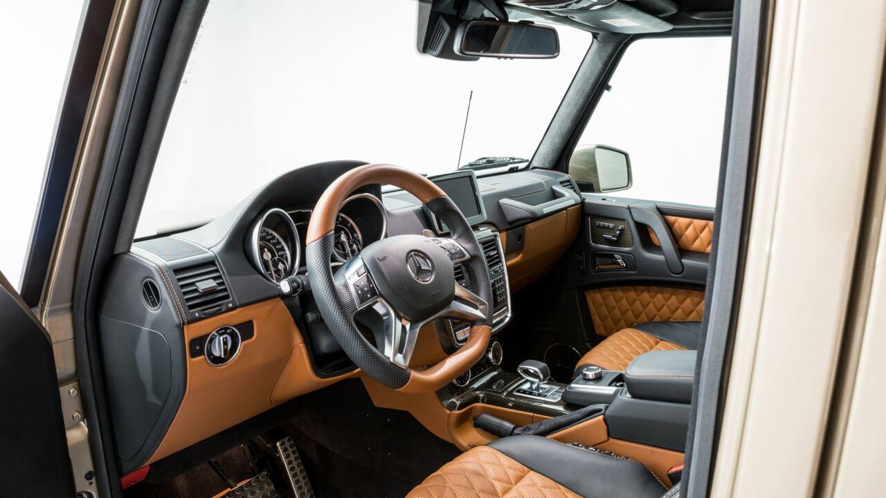 Mercedes-Benz G 63 AMG 6x6 esemplare full optional