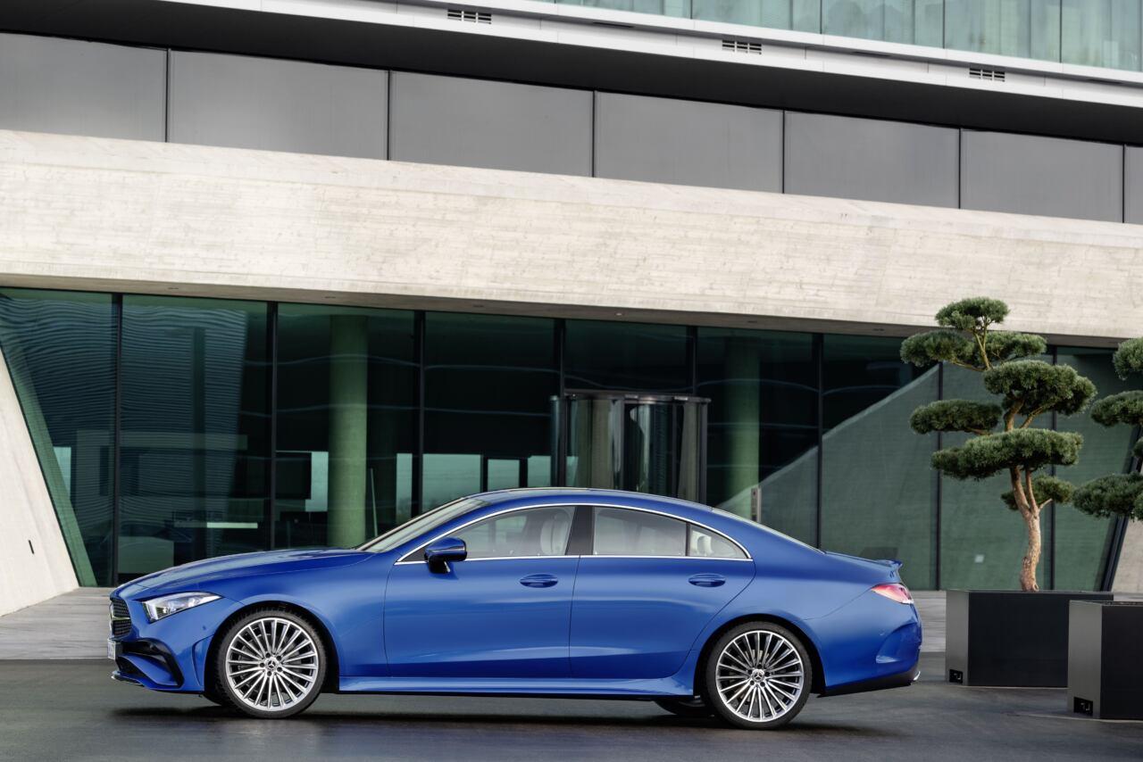 Mercedes CLS 2022